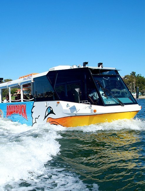 Aquaduck Gold Coast City Tour