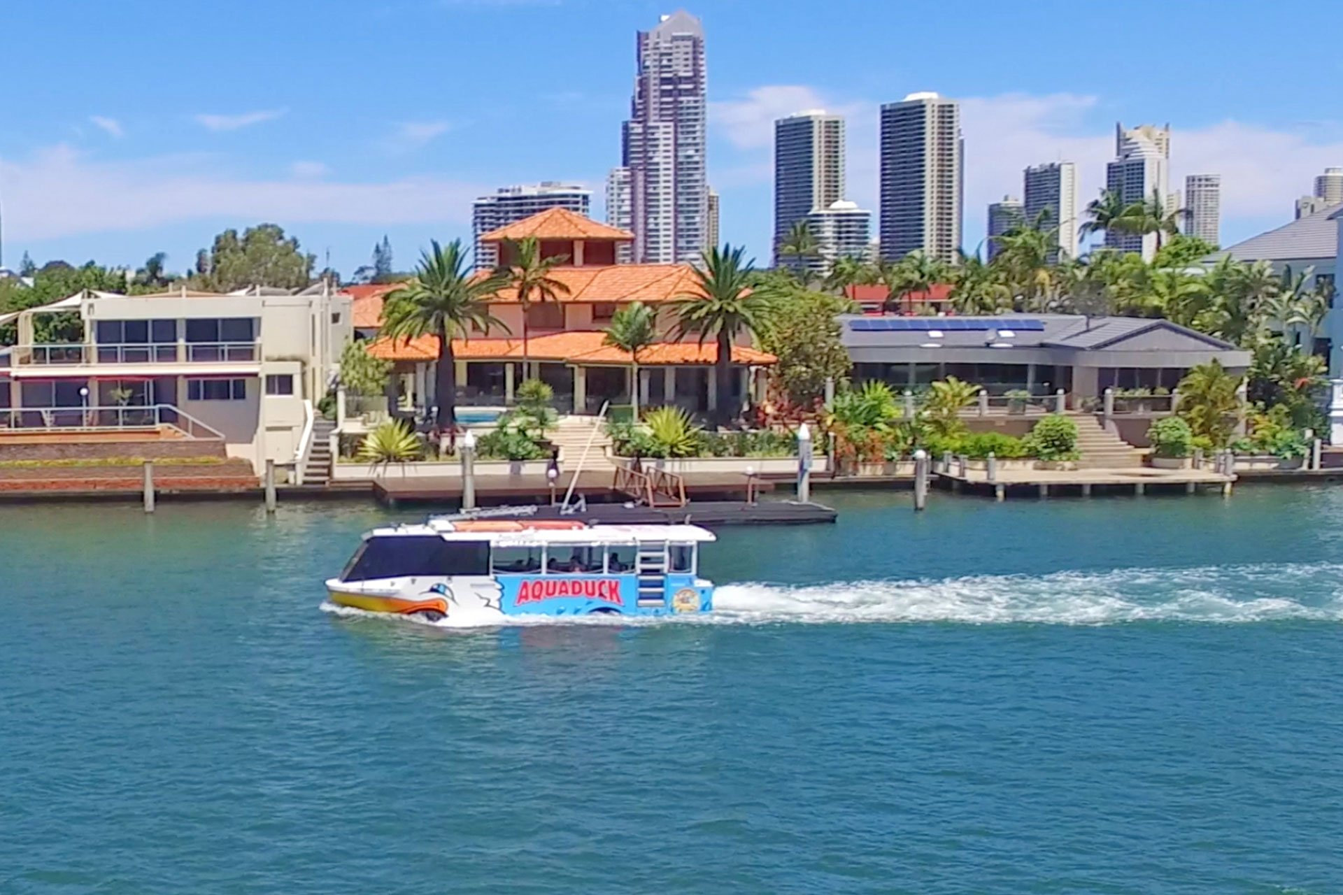 Gold Coast Duck River Cruise