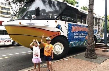 带娃游澳洲不可错过 - 黄金海岸的大水鸭