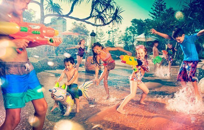 5 Free school holiday activities for kids on the Gold Coast