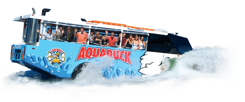 Aquaduck Gold Coast