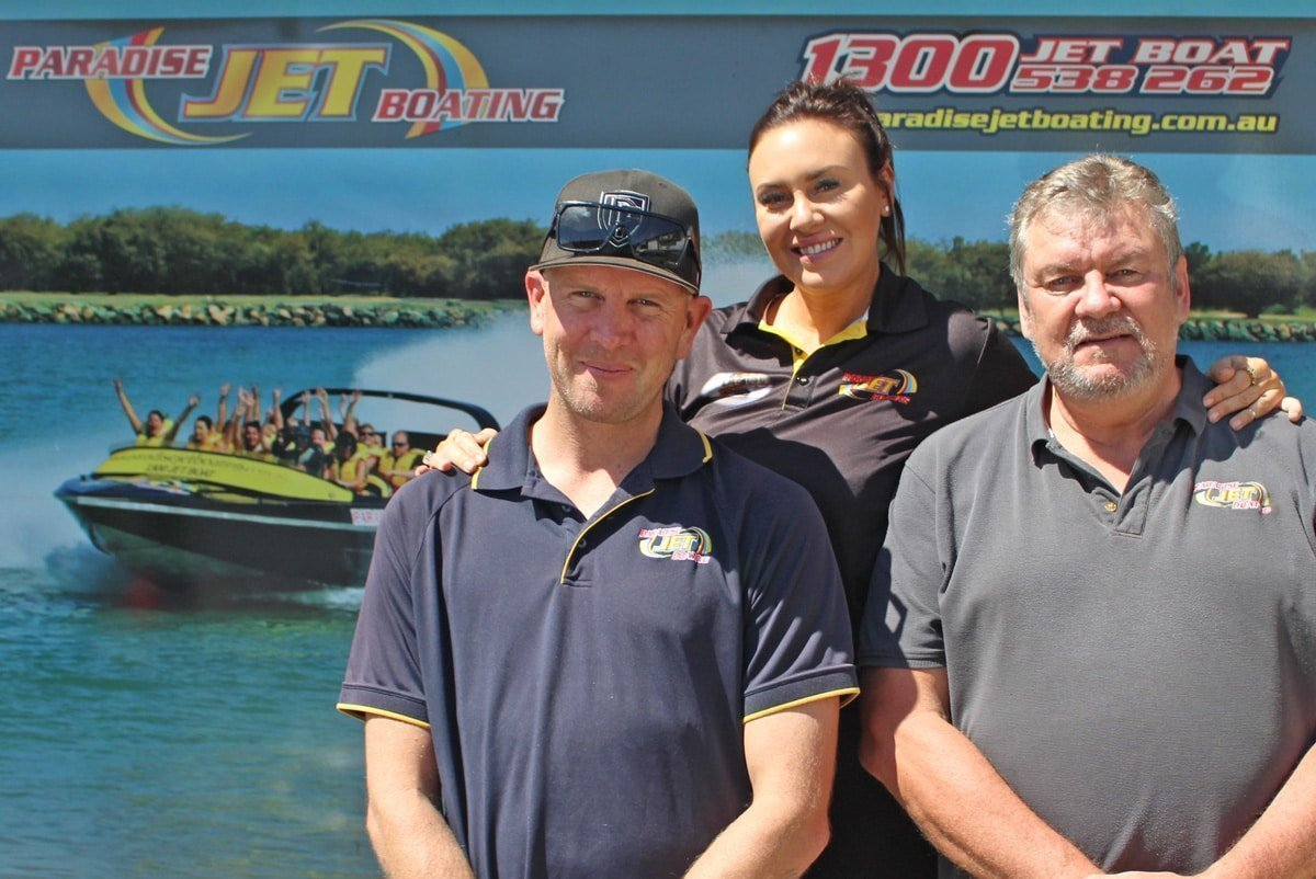 Paradise Jet Boating Owners