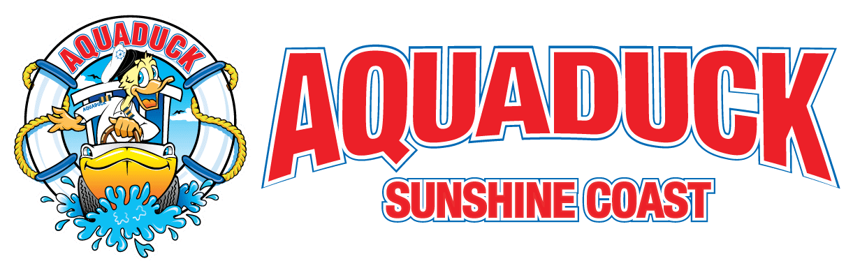 Aquaduck Logo Sunshine Coast